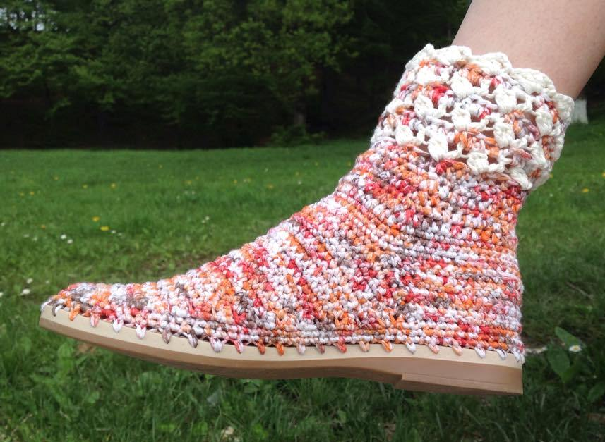 29a8573584114 Masa Rubber Sole for Crocheted Shoes