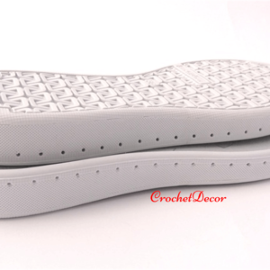 Marina Rubber Sole for Crocheted Shoes